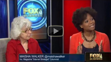 Fox News invites Maisha Walker to discuss how small business can master digital marketing